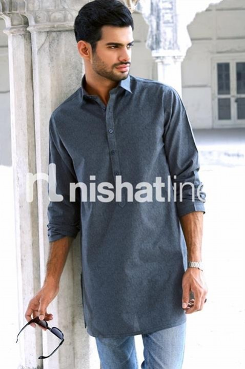 Mens-Gents-Wear-New-Fashion-Winter-Autumn-Kurta-Shalwar-Kameez-by-Naqsh-Nishat-Linen-11