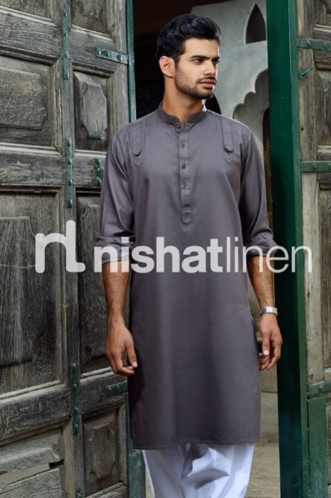 Mens-Gents-Wear-New-Fashion-Winter-Autumn-Kurta-Shalwar-Kameez-by-Naqsh-Nishat-Linen-15
