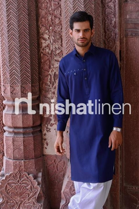 Mens-Gents-Wear-New-Fashion-Winter-Autumn-Kurta-Shalwar-Kameez-by-Naqsh-Nishat-Linen-5