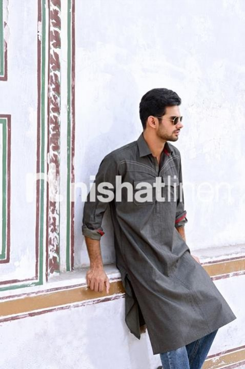 Mens-Gents-Wear-New-Fashion-Winter-Autumn-Kurta-Shalwar-Kameez-by-Naqsh-Nishat-Linen-7