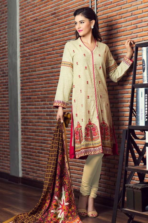 Al-Karam Gorgeous Girls-Women Winter-Fall New Fashion Dress Designs-6