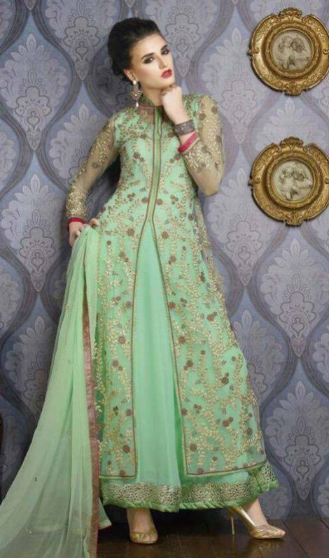 Excellent Night-Evening-Casual Party Wear Latest Fashionable Dress by Kaneesha-3